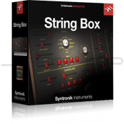 IK Multimedia Syntronik String Box Synth Instrument