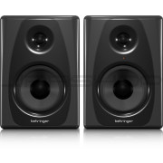 Behringer STUDIO50USB High-Resolution Bi-Amped Reference Studio Monitors