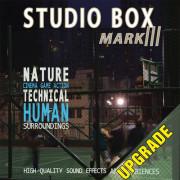 Best Service StudioBox Mark III - Upgrade from Mark II
