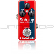 TC Electronic Sub N Up Mini Octaver Pedal - Open Box