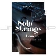 Audio Modeling SWAM Double Bass