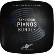 Vienna Symphonic Library Synchron Pianos Bundle Standard Library