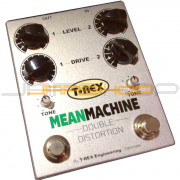 T-Rex MEAN MACHINE Double Distortion Pedal