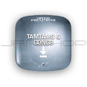 Vienna Symphonic Library Tamtams & Gongs Standard