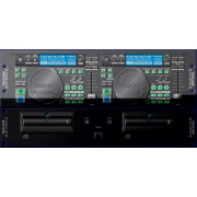 Tascam CD-X1700 Dual CD and MP3 Player