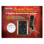 Tascam Track Pack X2