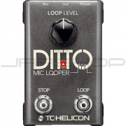 TC Electronic Ditto Mic Looper Pedal