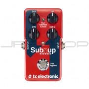 TC Electronic Sub 'N' Up Polyphonic Octaver Pedal