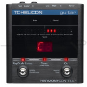 TC-Helicon HarmonyControl | Guitar
