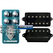 Petrucci Signature Tone Kit TC Dreamscape + DiMarzio LiquiFire & CrunchLab