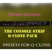 Henry Olonga The Console Strip for Q-Clone