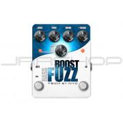 Tech 21 Bass Boost Fuzz Effect Pedal