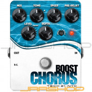 Tech 21 Boost Chorus Analog Chorus Emulator