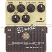 Tech 21 SansAmp Blonde v2 Distortion Pedal