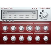 TEK'IT Audio Syntik-DR Electronic Drum Synthesizer Plugin