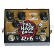 DVK Technologies The HairBall Overdrive / Vibe Pedal