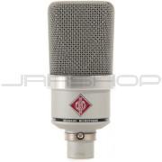 Neumann TLM 102 Cardioid Condenser Microphone Nickel