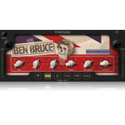 JST Toneforge Ben Bruce Audio Effects Plugin