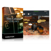 SONiVOX Tony Coleman Drums Plugin