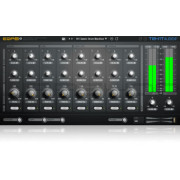 TEK'IT Audio EQP8 2 Parametric 8 Band Equalizer