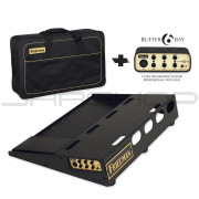 Friedman Amplification Tour Pro 1520 Gold Pack Pedal Board With 1 Riser - Accessory Pack - Professional Bag + Buffer Bay