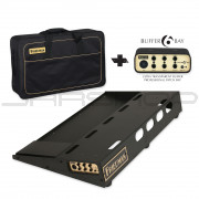 Friedman Amplification Tour Pro 1525 Gold Pack Pedal Board With 1 Riser - Accessory Pack - Professional Bag + Buffer Bay