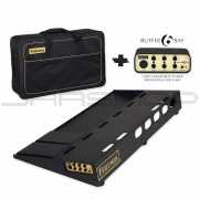 Friedman Amplification Tour Pro 1530 Gold Pack Pedal Board With 1 Riser - Access