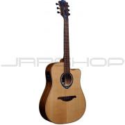 Lag Guitars Tramontane Hyvibe 10