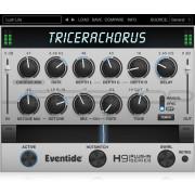 Eventide TriceraChorus Tri-Chorus + Detune Plugin
