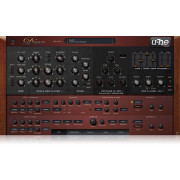 u-he DIVA Synthesizer Plugin + Synth Anatomy Red DIVA Preset Library
