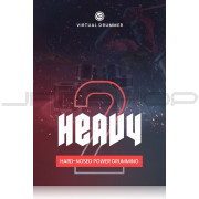 UJAM Instruments Virtual Drummer HEAVY 2 Plugin