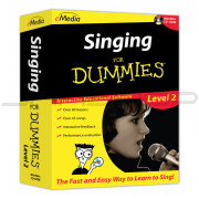 eMedia Music Singing for Dummies Level 2