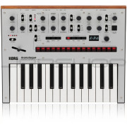 Korg Monologue Monophonic Analogue Synthesizer Silver - Demo Product
