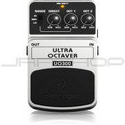 Behringer UO300 3-Mode Octaver Effects Pedal
