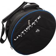 Ultimate Support USHB2-SN-BL Hybrid Series 2.0 Soft Case for Snare Drum Blue Trim