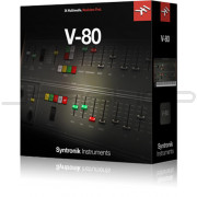 IK Multimedia Syntronik V-80 Synth Instrument