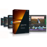 Magix Vegas Pro 15 Edit Upgrade Promo Pack