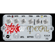 ZVEX Effects Vexer Box Of Metal Guitar Effects Pedal