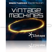 iZotope Vintage Machines Expansion Pack for BreakTweaker