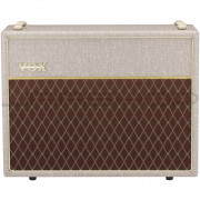 Vox V212HWX 2x12 Guitar Cabinet w/Celestion Alnico Blue Speakers