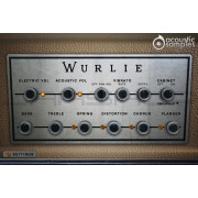 Acousticsamples Wurlie 64-key Wurlitzer 206A Piano Library