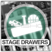 Xhun Audio Stage Drawers Expansion for LittleOne