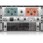 Xils Lab DeeS Transparent Deesser Plugin