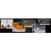 XILS Synth Bundle: XILS 4 | Oxium | Poly KB II | Syn'X | XILS V+