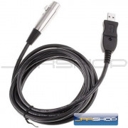 XLR-USB Microphone Cable
