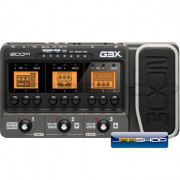 Zoom G3X USB Guitar Effects Console with Expression Pedal